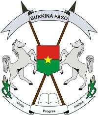Burkina Faso Coat of Arms