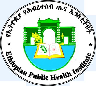 Ethiopian Public Health Institute badge